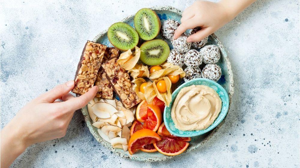 Heißhunger beim Arbeiten? Fünf gesunde Snack-Ideen
