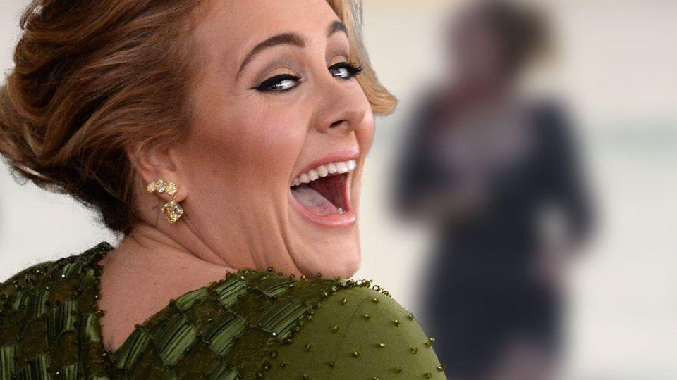 Adele - Die Sängerin hat 20 Kilo abgenommen