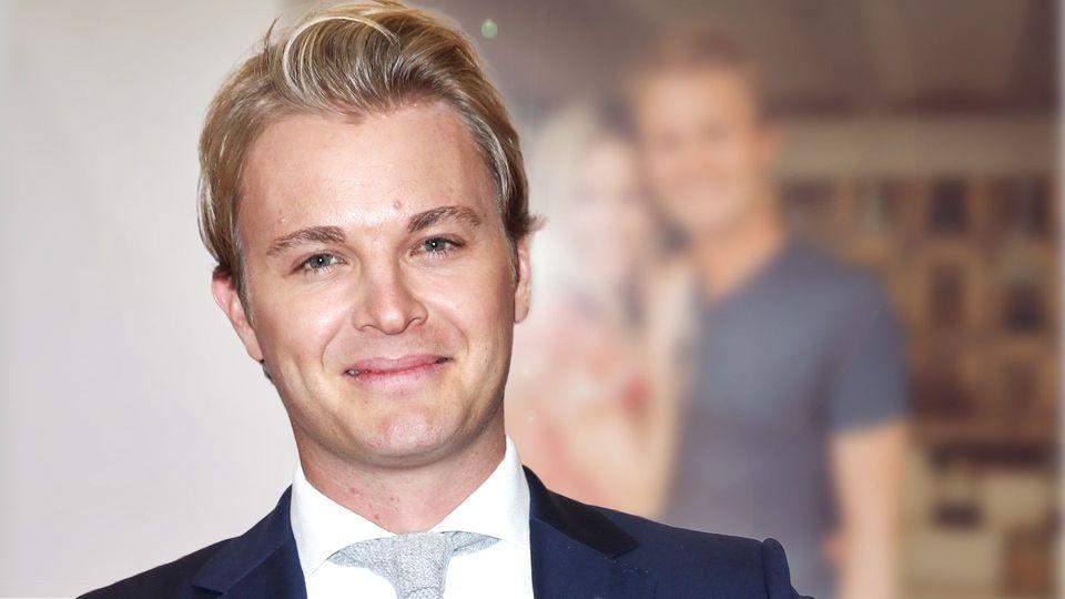Nico Rosberg - Inniges Pärchenfoto zum Geburtstag – Wunderschönes Paar