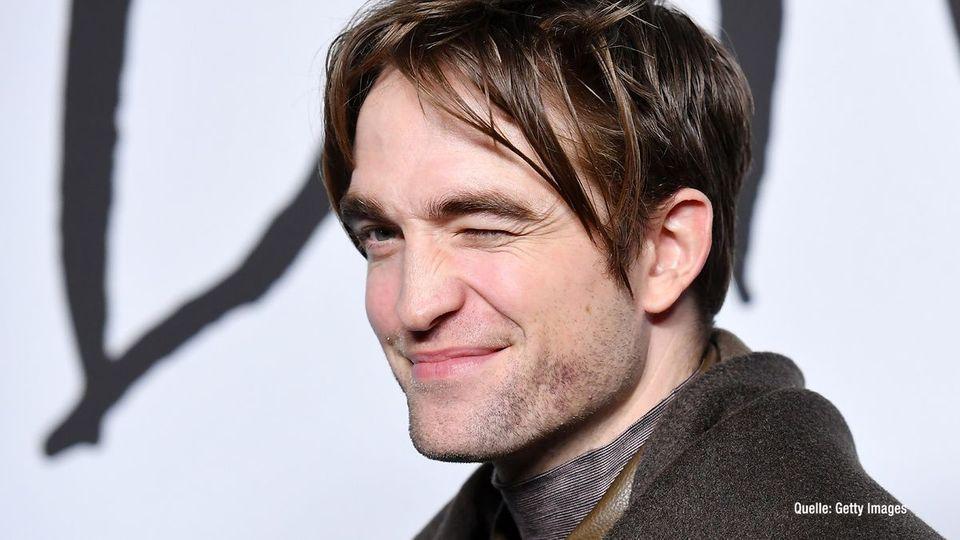 Robert Pattinson: Darum schweigt er über Beziehungen
