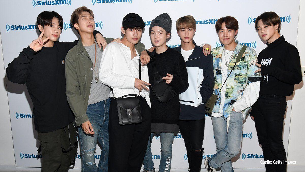 BTS-Mitglied Jungkook in Autounfall verwickelt