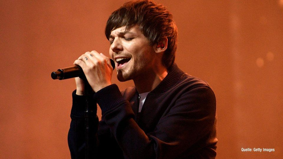 "Louis Tomlinson über ""One Direction""-Comeback"