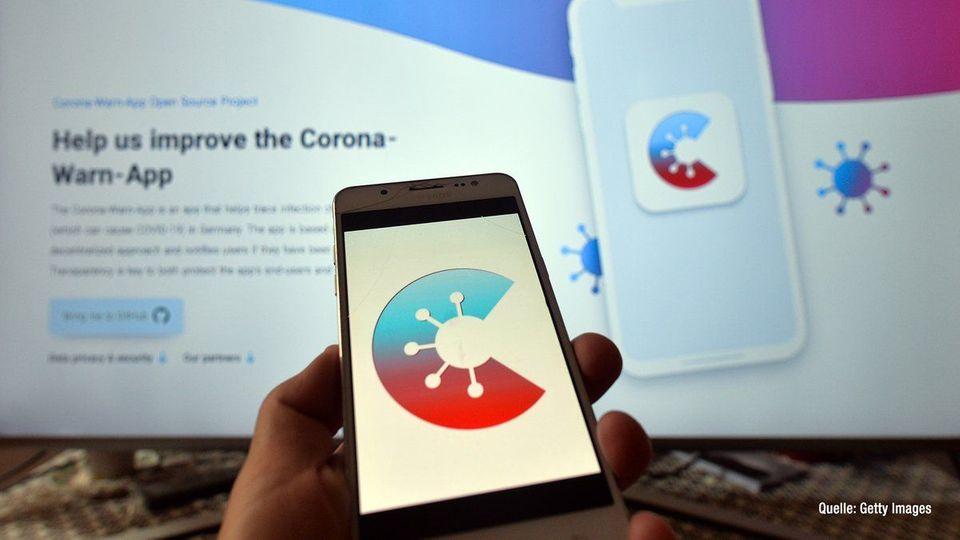 Corona-Warn-App: 15 Millionen Nutzer in Deutschland bestätigt