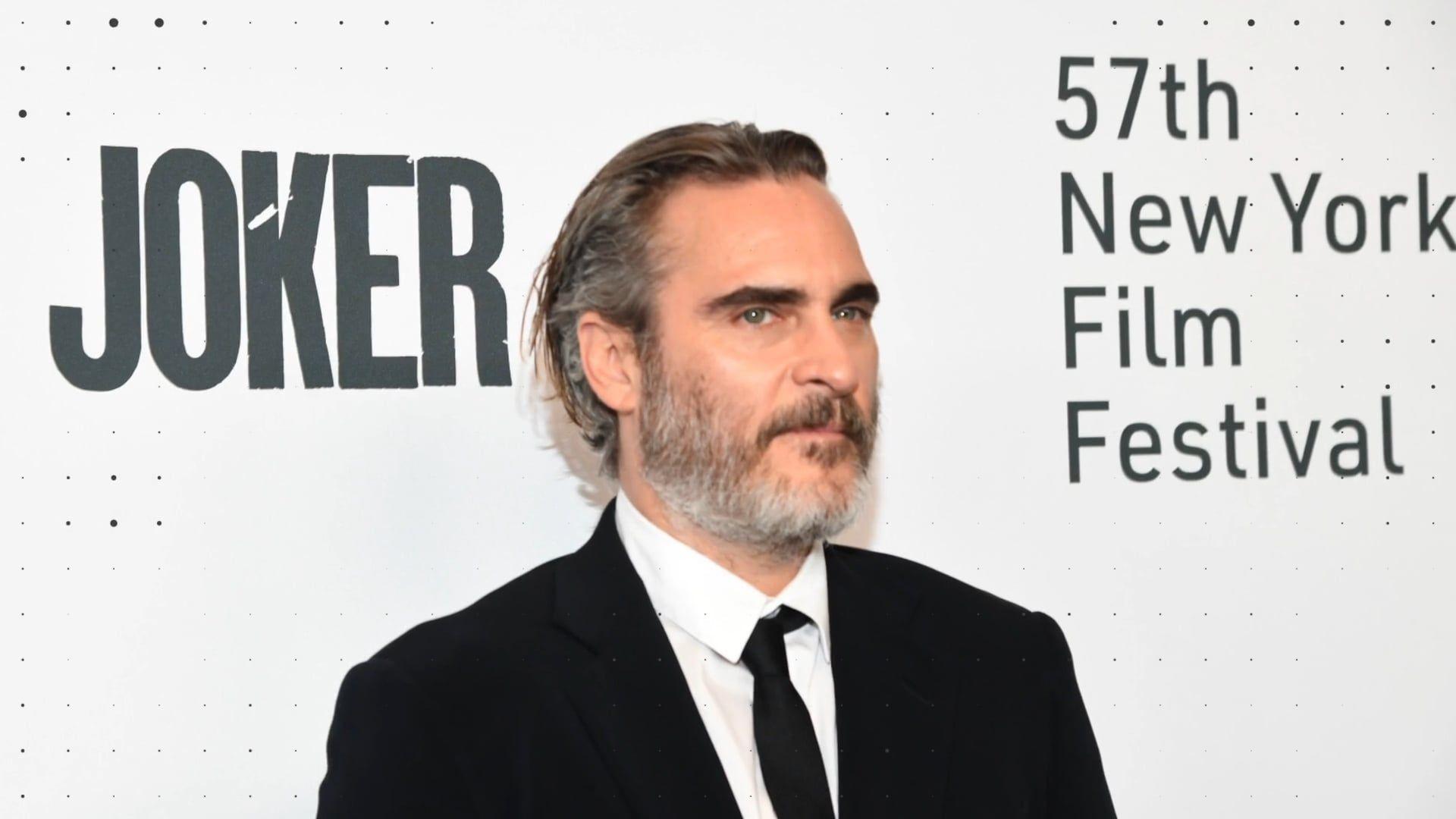 "5 Fakten über ""Joker""-Star Joaquin Phoenix"