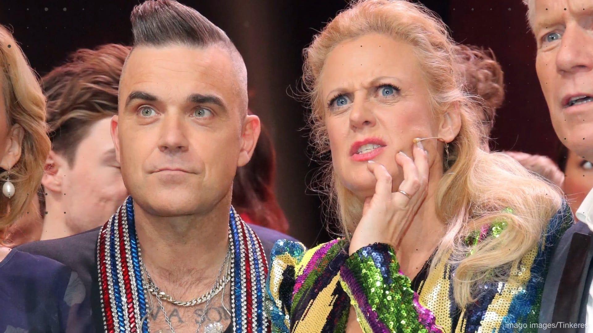 Helene Fischer oder Barbara Schöneberger? Das sagt Robbie Williams