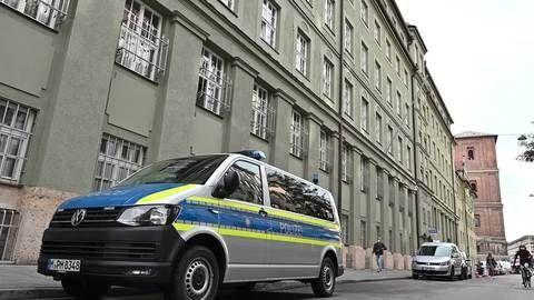 Drogen-Razzia bei der Münchner Polizei
