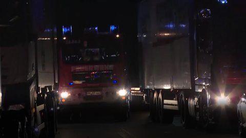Berlin: Zwei Tote bei zwei Unfällen auf der Autobahn 2