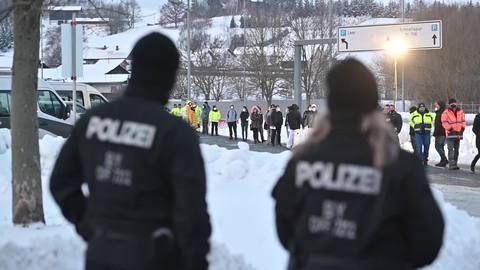 Deutschland: Grenzkontrollen wegen Corona verschärft