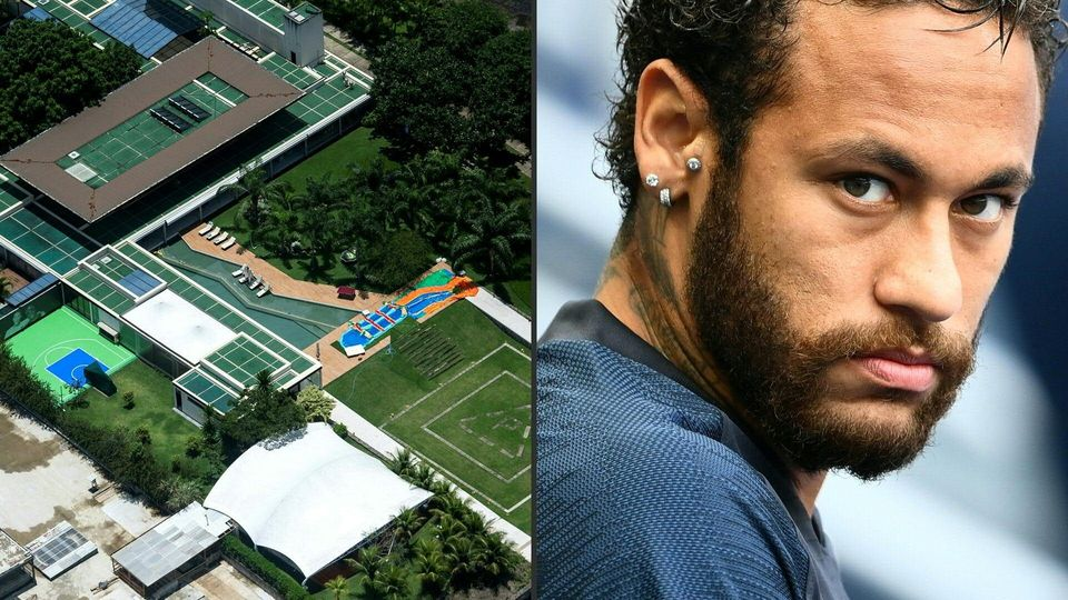 Silvesterparty von Neymar: Ermittlungen gegen Fußballstar