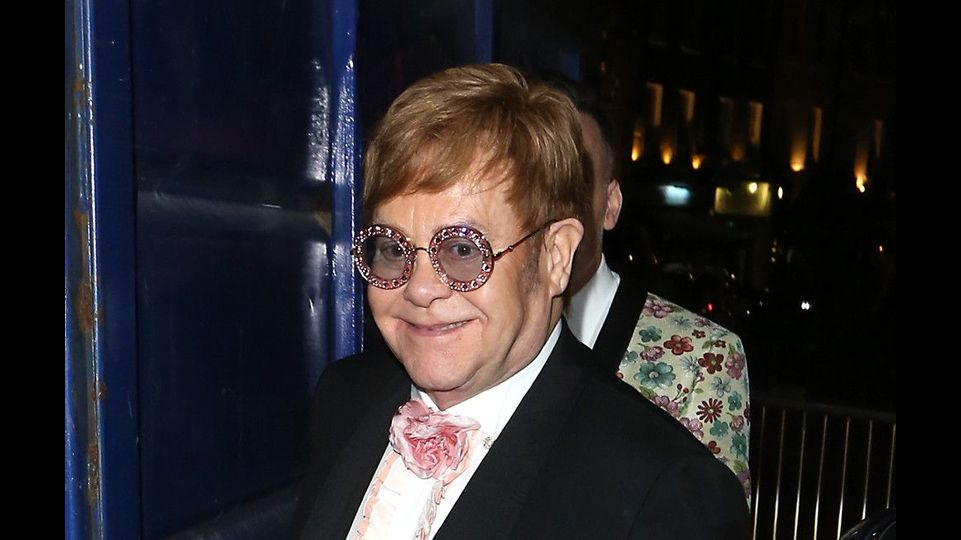 Sir Elton John isn't a fan of twerking in music videos