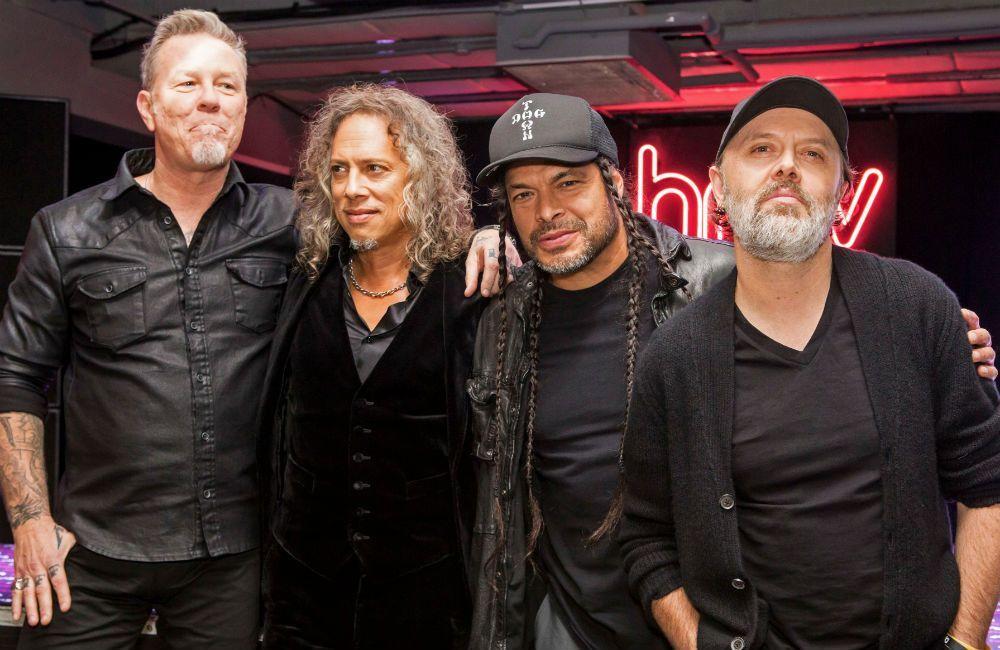 Metallica: Die beste Platte steht noch bevor!