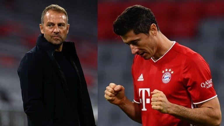 UEFA-Awards: Lewandowski und Flick räumen weiter ab