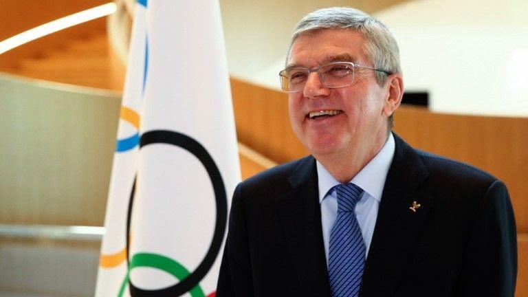 """""""Herr der Ringe"""": Bach bleibt vier weitere Jahre IOC-Präsident"""