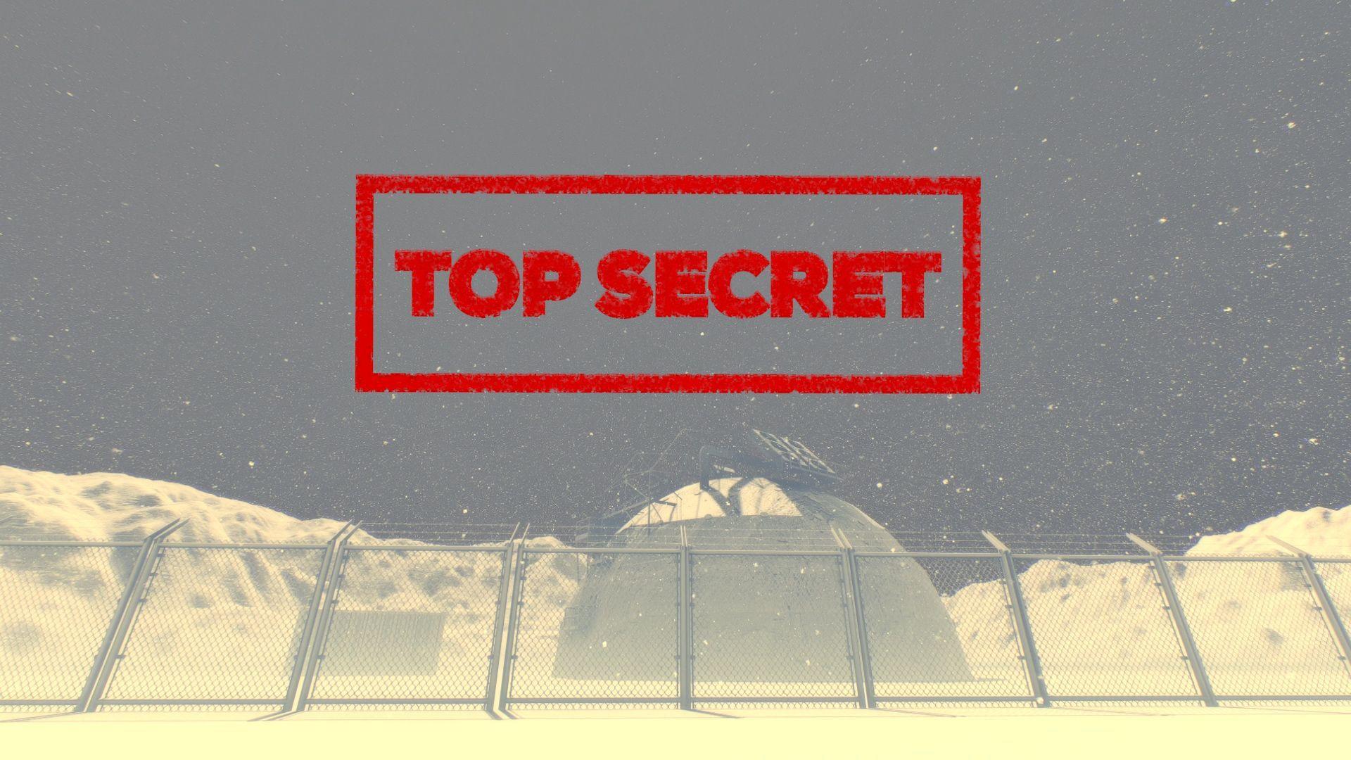 Streng geheim: Diese Orte darf niemand besuchen