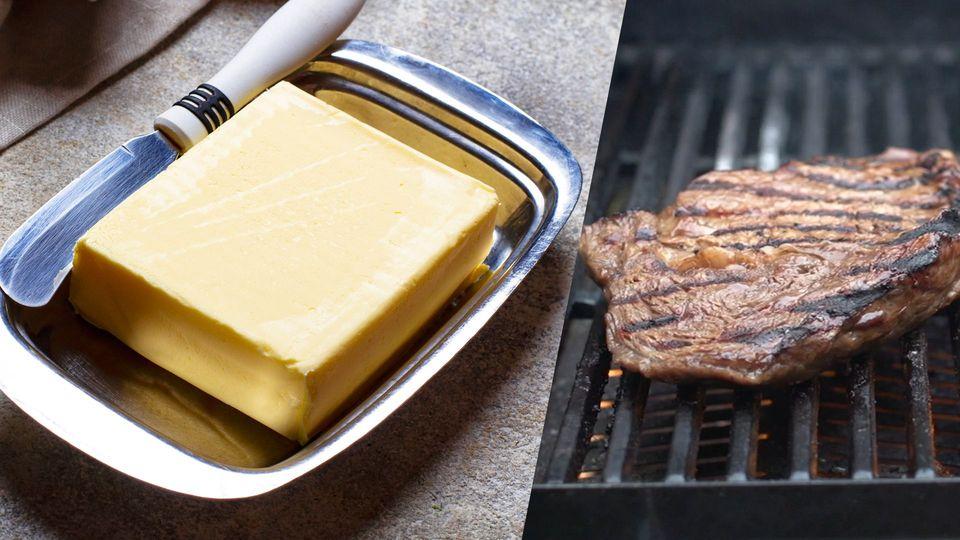 Warum Butter viel klimaschädlicher ist als Fleisch