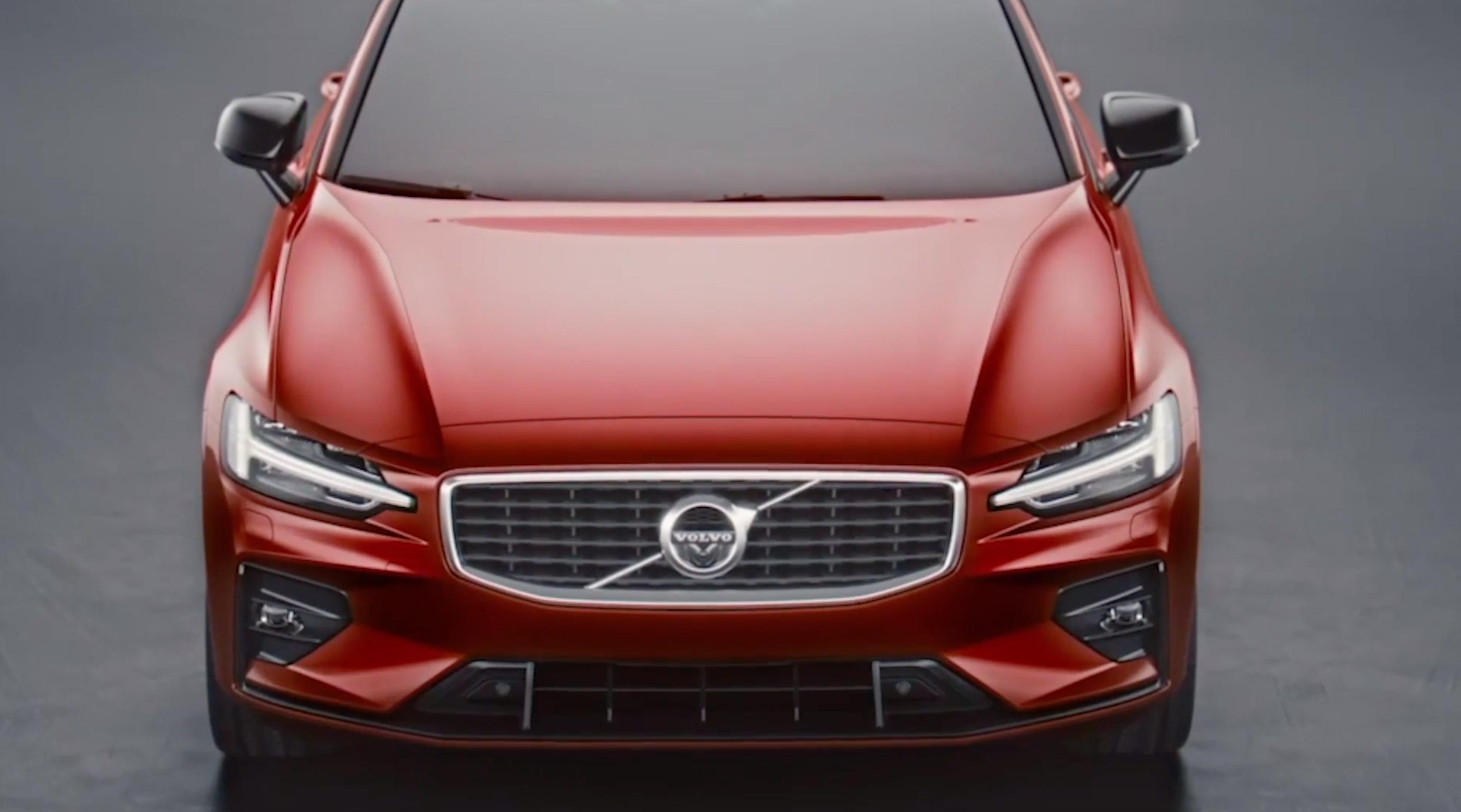 Neuer Volvo S60 debütiert auf der Techno Classica