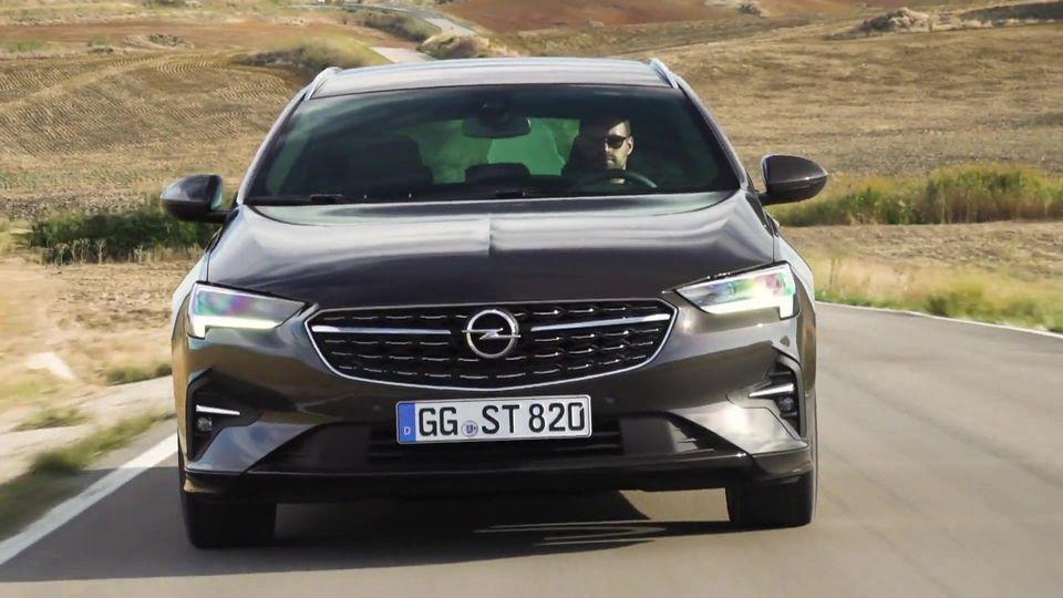 Der neue Opel Insignia GSi in Kürze - von AutoMotoTV