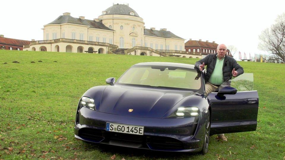 Porsche Taycan Turbo Überblick