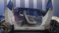 The BMW i Vision Circular Interior Design