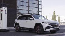 The new Mercedes-Benz EQB EDITION 1 Charging demo