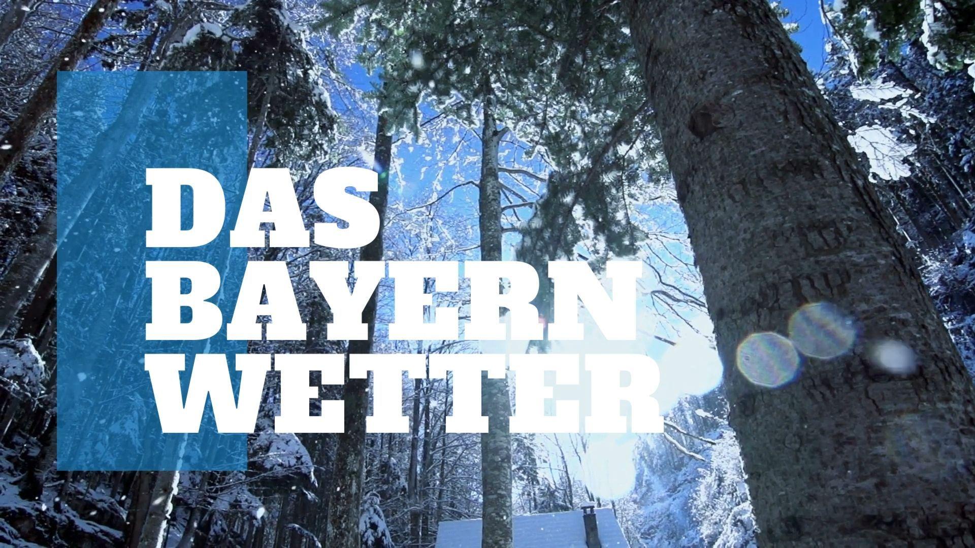 Das Bayern-Wetter: Am Wochenende nochmal kalt, dann die Wetter-Wende
