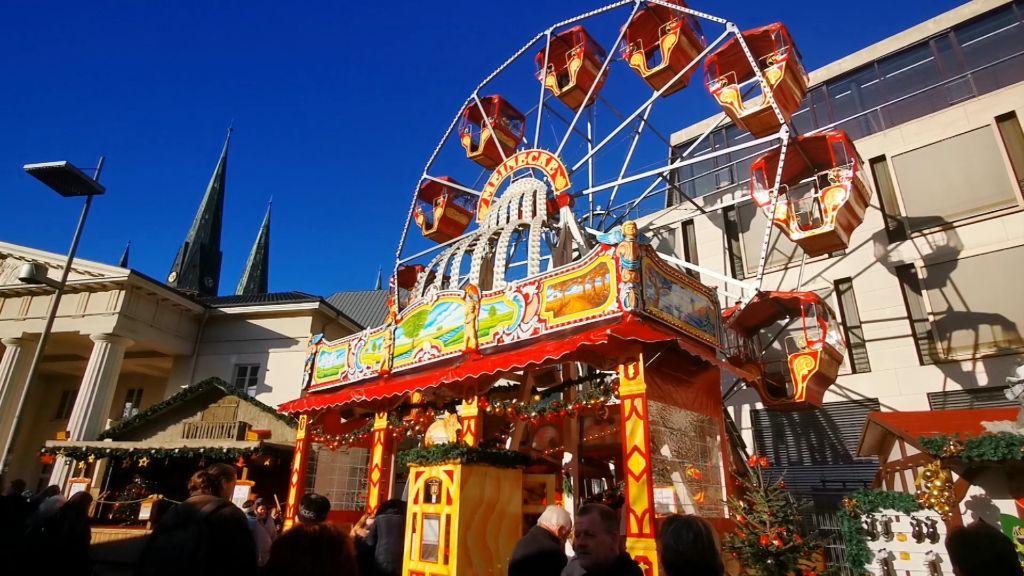 Einer der führenden Weihnachtsmärkte im Norden: Der Lamberti Markt