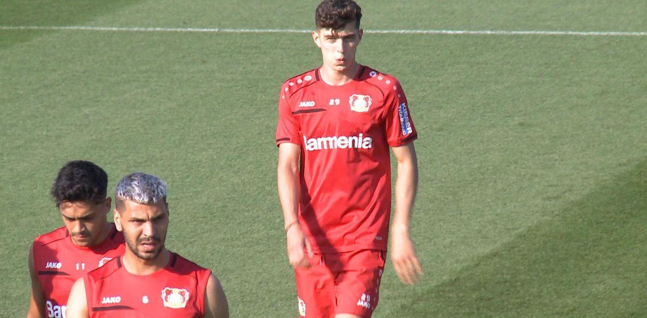 Bayer Leverkusen bangt vor DFB-Pokal-Spiel um Kai Havertz und Sven Bender