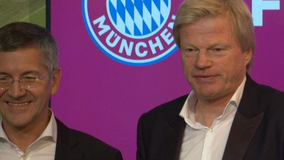 Wie einst Müller, Lahm und Alaba: Kahn will Bayern-Talente fördern