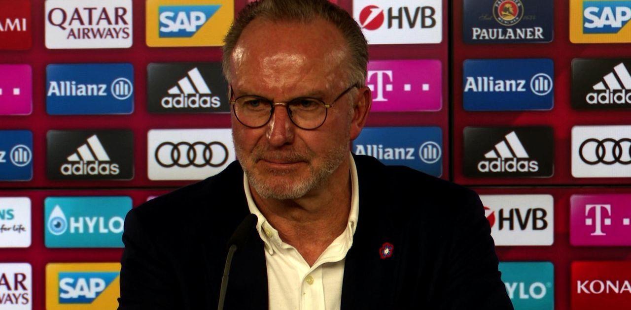 Der Vorstandsboss des FC Bayern wünscht sich Veränderungen nach der Corona-Krise