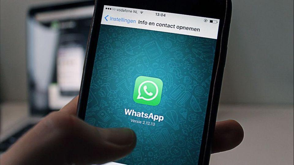 Whatsapp Mit Dieser App Können Nutzer Sich Gegenseitig