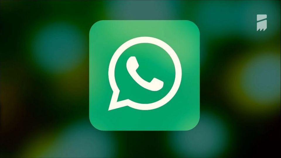 Warnung vor WhatsApp-Virus - Zerstört