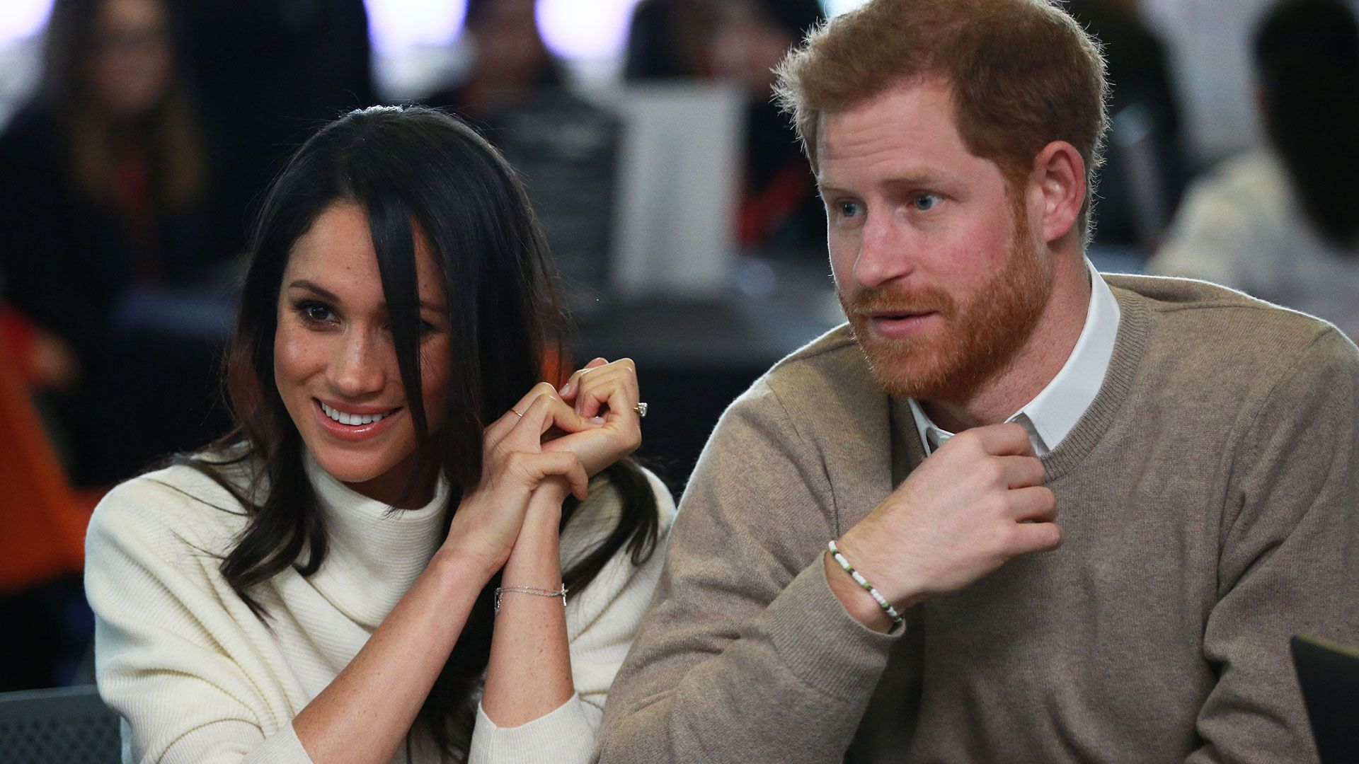 Prinz Harry und Meghan: Cover-Shooting sorgt für Aufsehen