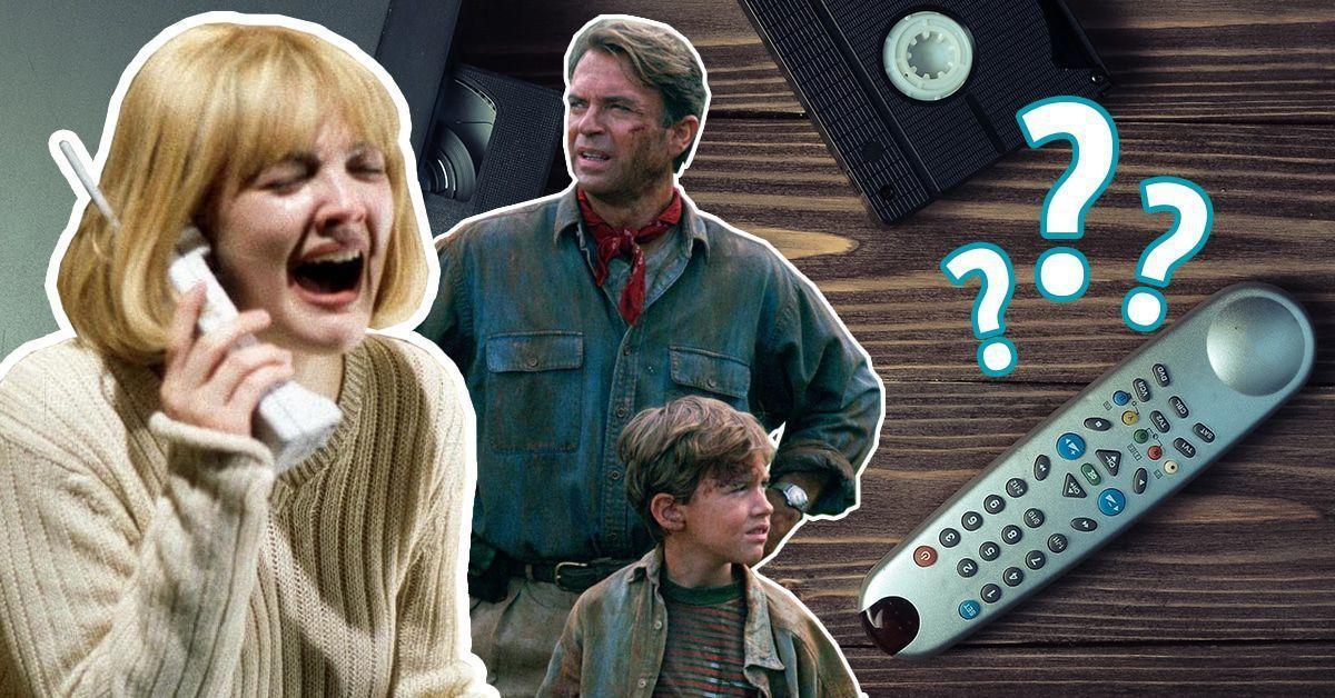 Errätst du alle 90er - Filme an nur einer Szene?