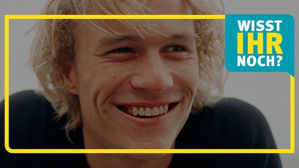 Darum war Heath Ledger ein Wunderkind - ein Portrait