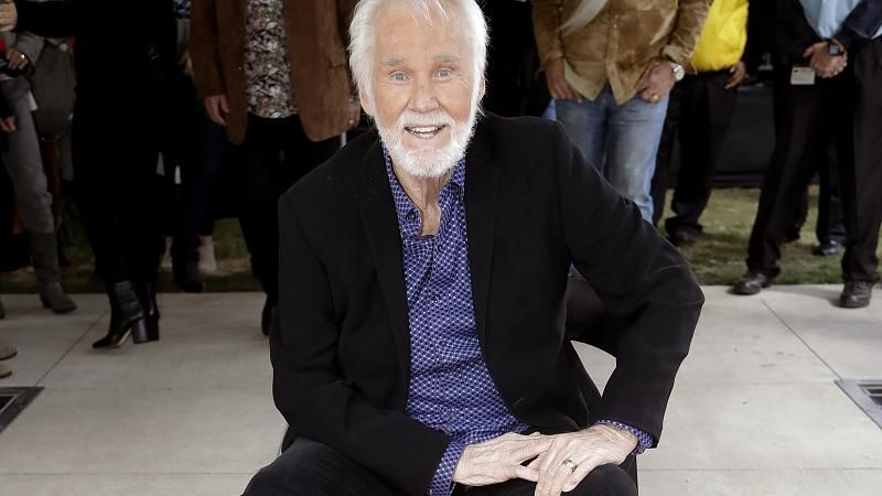 Countrymusiker Kenny Rogers gestorben