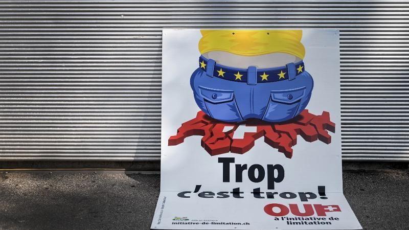 Schweiz: Abstimmung über die Zuwanderung von EU-Ausländern