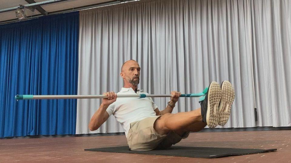 DK Fitness Workout | Folge 3 - jetzt für alle zum fit bleiben!