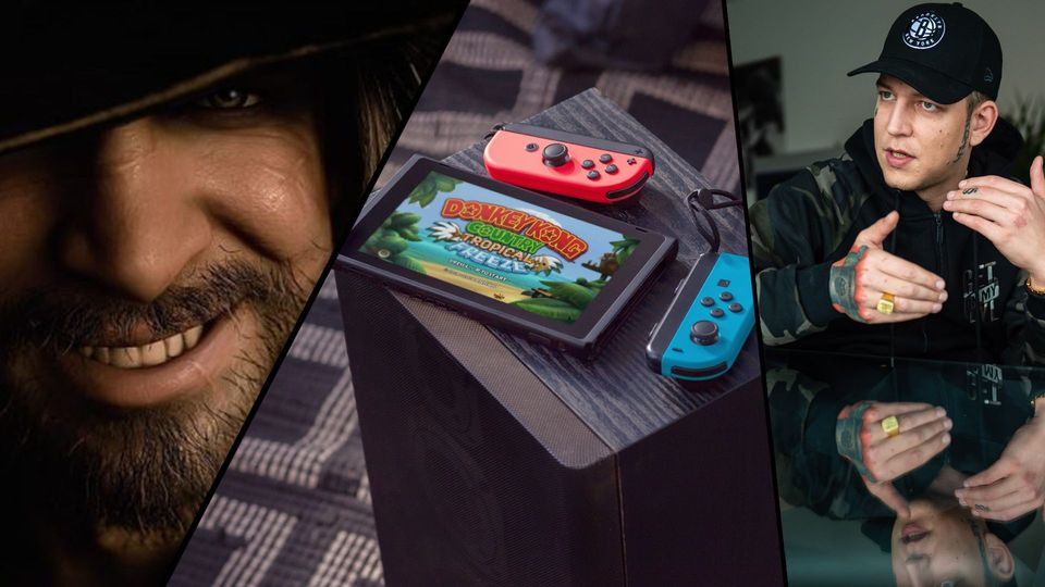 Black Friday-Wahnsinn bei Nintendo, schockierendes Gameplay ...