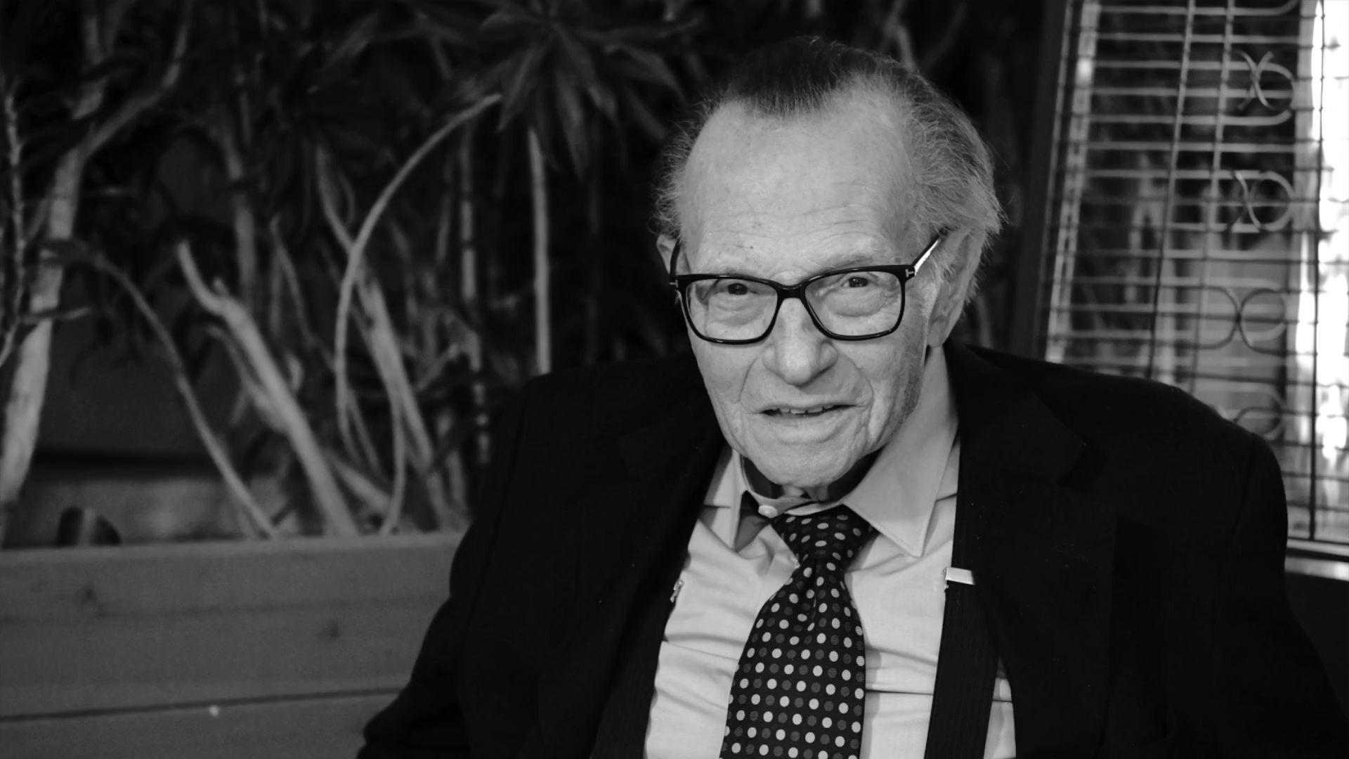 Talkmaster-Legende Larry King ist tot