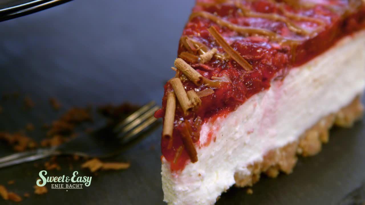 Schwarzwälder Cheesecake - Sweet & Easy - Enie backt