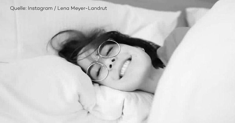 Lena Meyer-Landrut - Erstes Lebenszeichen nach Show-Abbruch