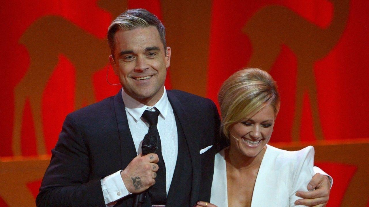 Helene Fischer: Jetzt macht sie gemeinsame Sache mit Robbie Williams