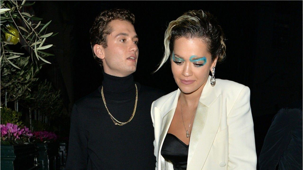Rita Ora datet Sohn von Jude Law - Wo die Liebe hinfällt...