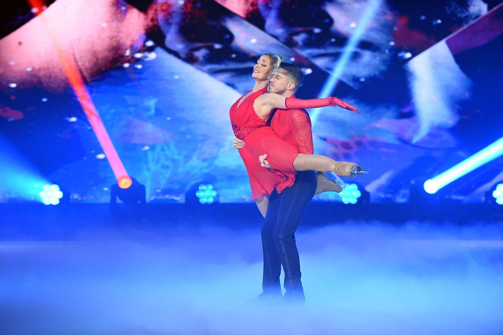 Joey Heindle: Emotionaler Eistanz zu Roxette-Song - Dancing on Ice