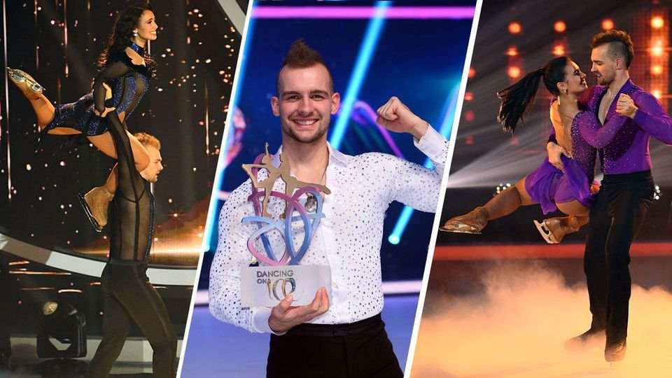 Dancing On Ice Best of: Eric Stehfest - der Gewinner 2019