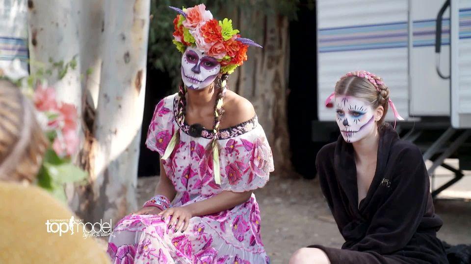 GNTM Preview: Lijana und Larissa gegen den Rest