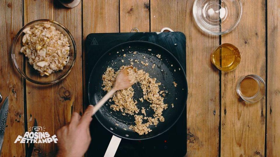 Porridge mit Birnen - Detox - schlank mit Frank