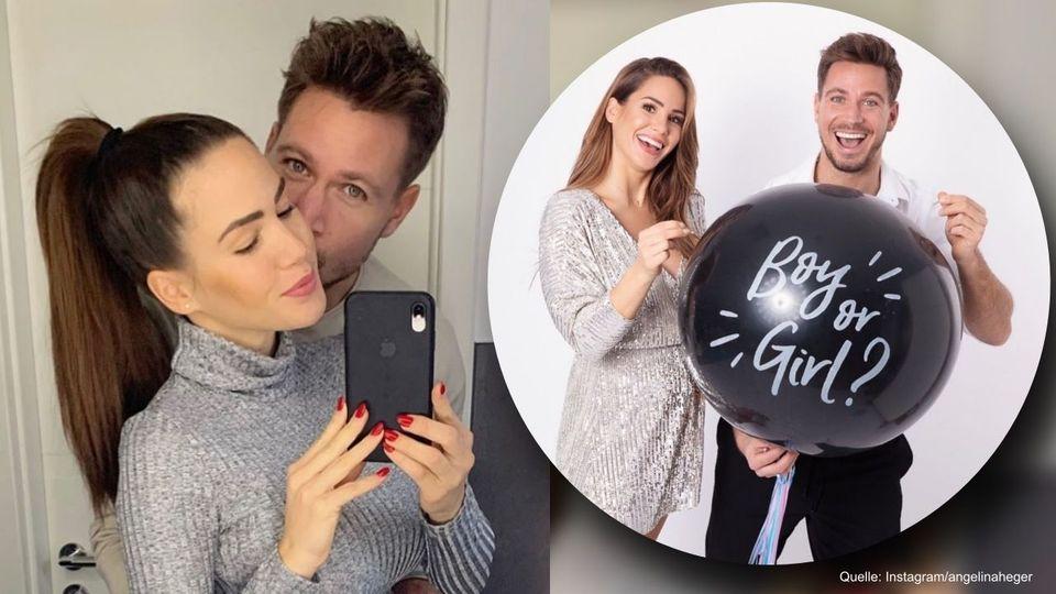 Bachelor-Baby: Angelina Heger & Sebastian Pannek verraten Geschlecht