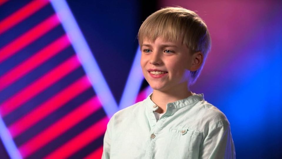 THE VOICE KIDS - First Look: Phil