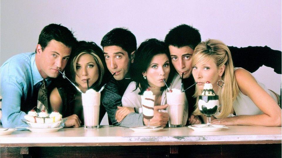 """""""Friends""""-Fans aufgepasst: Die Kult-Serie kommt zurück!"""